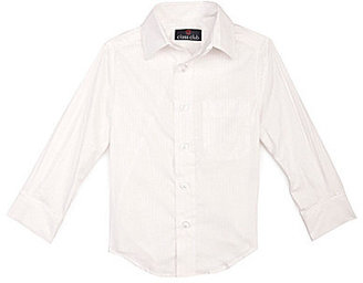 Class Club 2T-7 Striped Spread Collar Dress Shirt