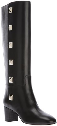 Valentino Garavani 'Rockstud' boot
