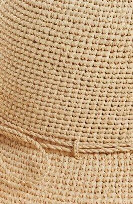 Helen Kaminski Women's 'Provence 12' Packable Raffia Hat - Beige