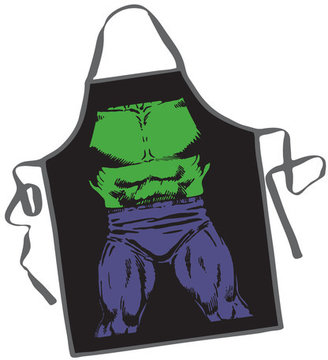 Marvel The Hulk Be The Hero Apron