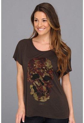Obey Calavera Tee Women's T Shirt