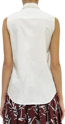Marni Studded Western Shirt