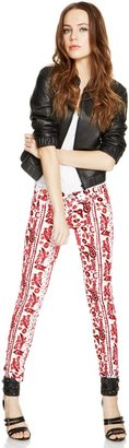 Rebecca Minkoff Bleecker Midrise Skinny Jean