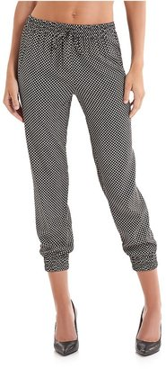 GUESS by Marciano Parker Polka Dot Pant