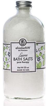 elizabeth W Leaves Bath Salts