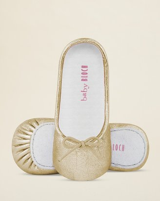 Bloch Girls' Baby Angelica Ballet Flats - Baby