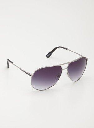 Oleg Cassini Ladies Metal Aviator Sunglasses