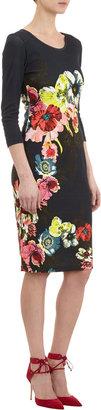 Erdem Floral-Print Saint Gall Dress