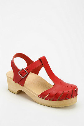 Swedish Hasbeens Sweet T-Strap Sandal