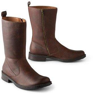 Børn Morse Side-Zip Boots