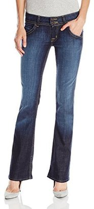 Hudson Women's Petite Signature Boot Jean in Elm