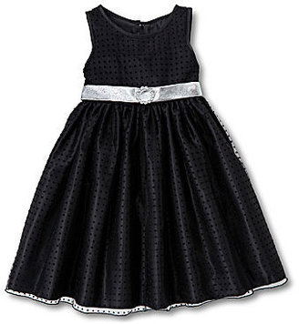 JCPenney Princess Faith Dotted Swiss Dress - Girls 2t-4t