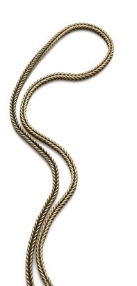 Citrine by the Stones Luz Pendant Necklace