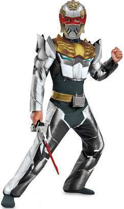 Disguise Power Rangers Kids Costume, Boys or Little Boys Robo Knight Megaforce Costume