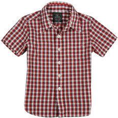 Lucky Brand Jimmy Gingham Shirt