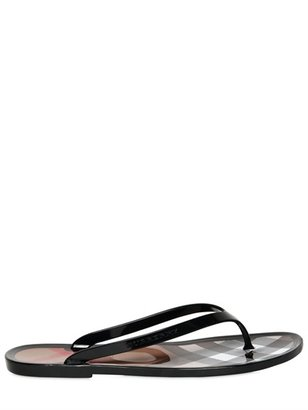 Burberry Banstead Rubber Flip Flops