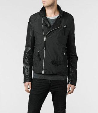 AllSaints Lorent Leather Biker Jacket