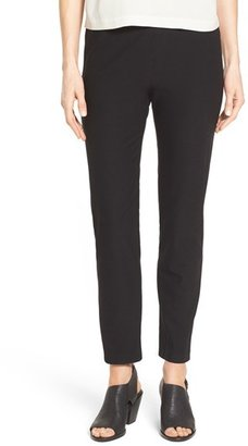Eileen Fisher Women's Slim Ankle Pants