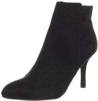Chinese Laundry Women's Sonesta Ankle Boot,Black Faux Suede,11 M US