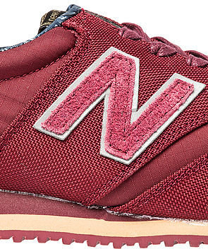New Balance The x Herschel Sneaker in Red