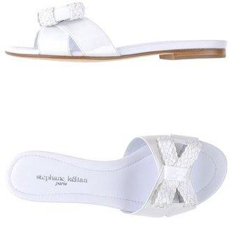 Stephane Kelian Clog sandals