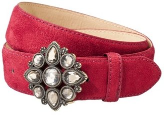 Mossimo Broach Buckle Belt - Red