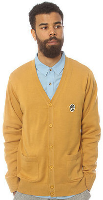 Obey The Pirate Posse Cardigan Sweater