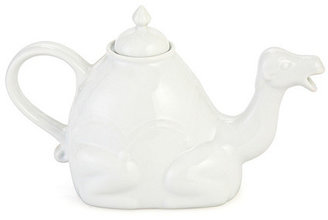 Porcelain Camel Teapot