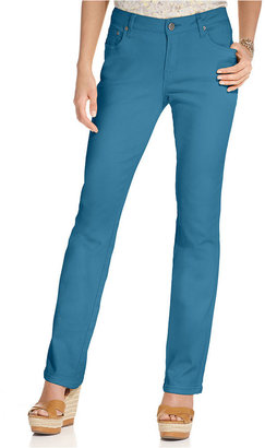 Earl Jeans Petite Jeans, Skinny Colored