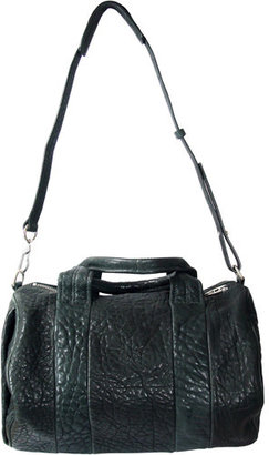 Alexander Wang Rocco Mini Duffle In Forest