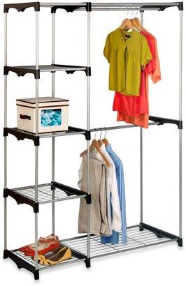Honey-Can-Do 68-Inch Steel Freestanding Wardrobe Closet