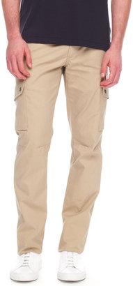 Michael Kors Khaki Utility Pants