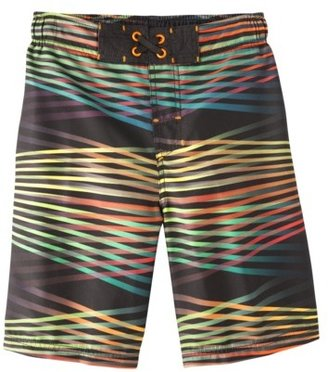Cherokee® Boys' Stripe Swim Trunk