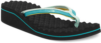 The North Face Women's Base Camp II Wedge Thong Sandals
