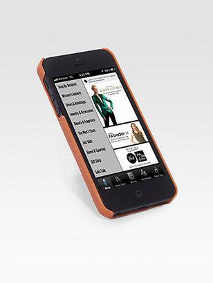 Diane von Furstenberg Snow Leopard Case For iPhone5