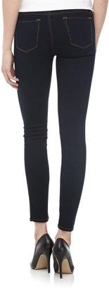 "J Brand Jeans Mid-Rise 11"" Legging Jeans, Provence Blue"