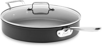 Emerilware Hard Anodized Nonstick 5-Quart Saute Pan with Lid