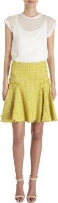 Lanvin Woven Skirt