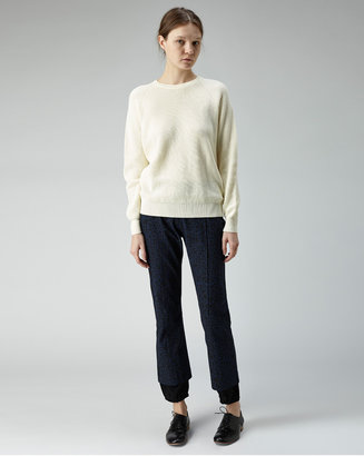 Peter Jensen double cuff trousers