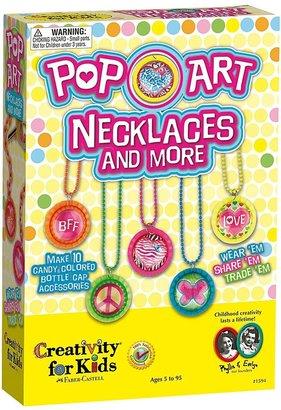 Creativity For Kids Pop-Art Necklaces & More