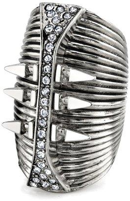 Belle Noel by Kim Kardashian Glam Rock Long Finger Ring