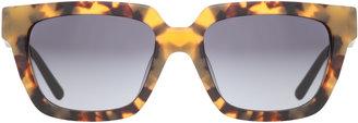 Max Studio Penny - Matte Tortoise Zyl Sunglasses