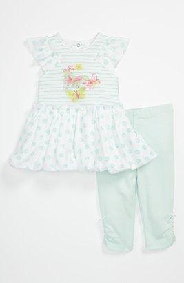 Little Me Dress & Leggings (Baby)