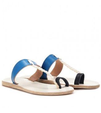 Ancient Greek Sandals MELPOMENI LEATHER SANDALS