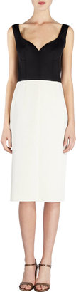Lanvin Sweetheart Neckline Dress