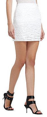 BCBGMAXAZRIA Percy Sequined Miniskirt