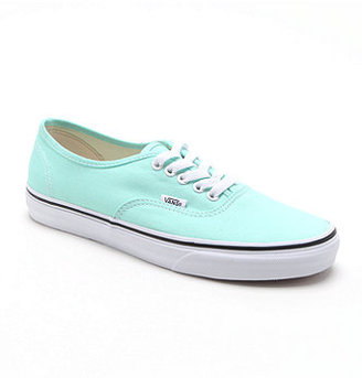 Vans Authentic Beach Glass Sneakers