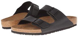 Birkenstock Arizona - Birko-Flortm (Black Birko-Flor) Sandals