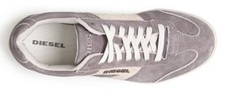 Diesel Men's 'Happy Hours Vintage Lounge' Sneaker, Size 10 M - Grey