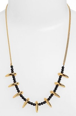Vince Camuto 'By the Horns' Frontal Necklace